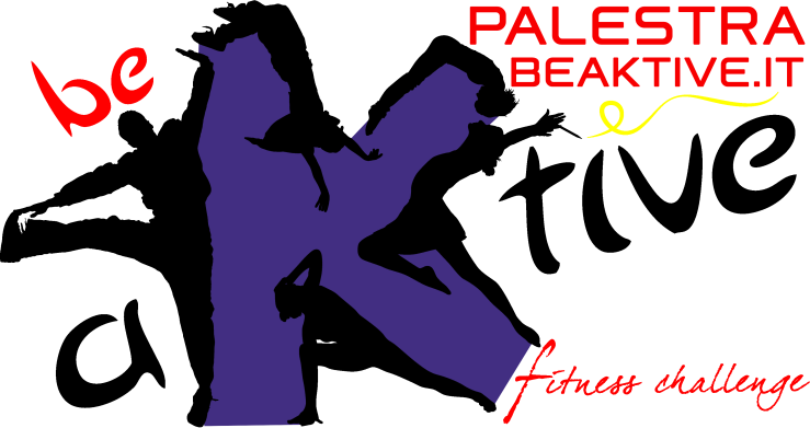 Logo BeAktive no sfondo